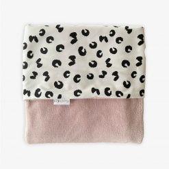 fleece stof babydeken