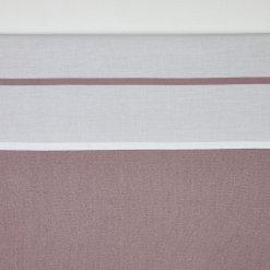 Meyco Ledikantlaken lilac 100x150 cm